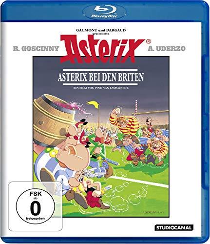 Asterix - Bei den Briten [Blu-ray]