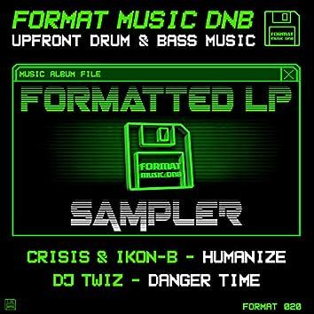 Formatted LP Sampler
