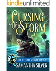 Cursing up a Storm (Witches Murder Club Book 1)