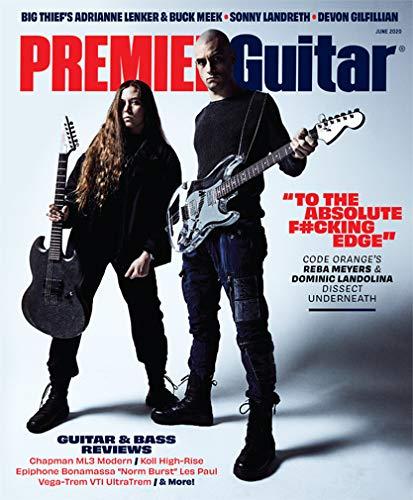 Best guitar magazine - Premier Guitar