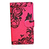 Handy Tasche Book Style - Design PBB - Cover Hülle Case Etui Schutztasche für LG Optimus L9 - P760