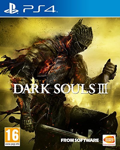 Dark Souls III (PS4) by Bandai Namco Entertainment