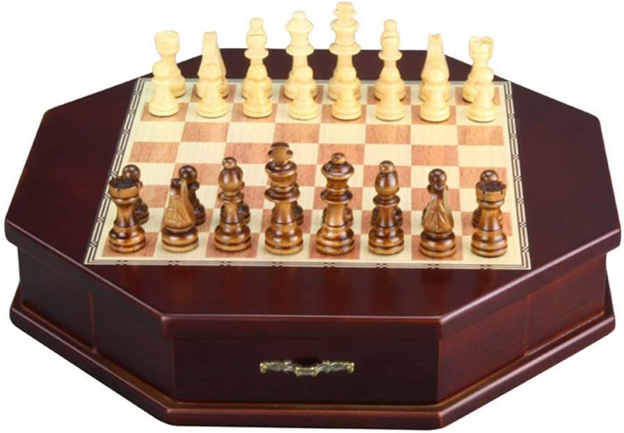 Toys Games Chess Octagonal Style Classical International OFFicial mail Sales for sale order