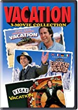 National Lampoon's Vacation Collection: (Vacation / Europe Vacation / Vegas Vacation)