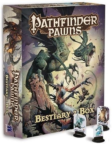 Pathfinder Pawns  Bestiary 2 Box by Paizo