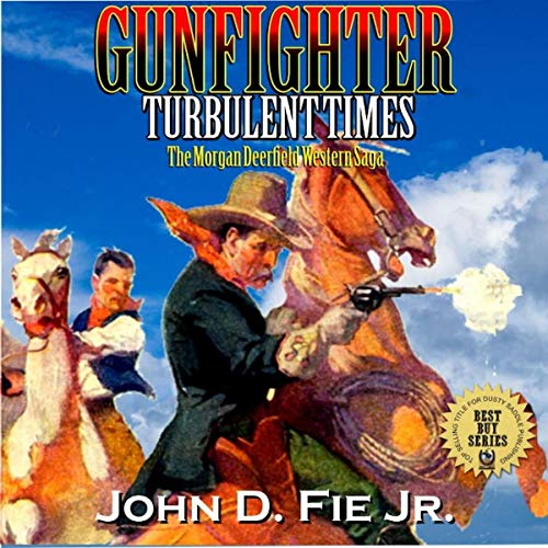 Gunfighter: Turbulent Times  By  cover art
