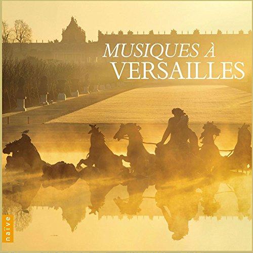 Coffret Musiques a Versailles