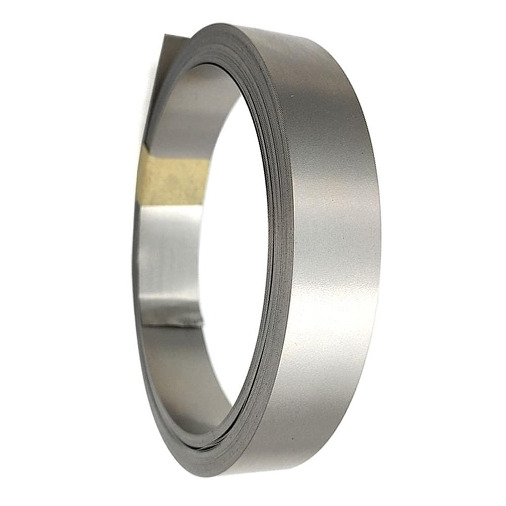 Nickel Belt Metal Width: 8mm 0.1mm Regular discount 1KG New arrival Thickness: