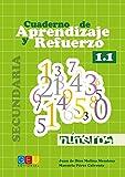 Cuaderno de aprendizaje y refuerzo 1.1 - Números / Editorial GEU/ 1º ESO/ Refuerza conceptos aprendidos / Ideal para trabajar distintos tipos de números