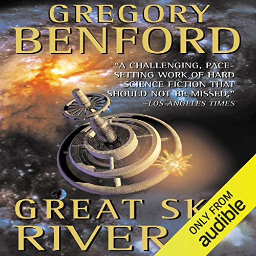 Great Sky River audiobook cover art