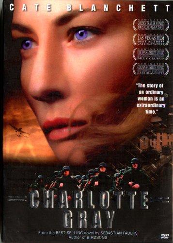Charlotte Gray (2001) Sebastian Faulks DVD