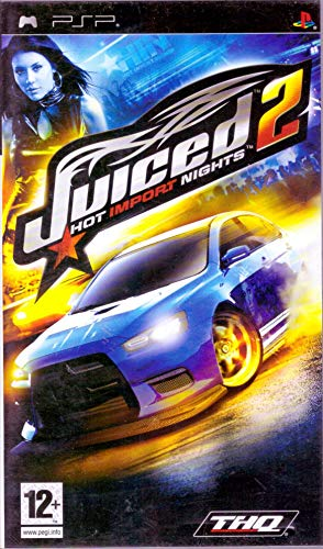 PSP - Juiced 2: Hot Import Nights - [PAL UK - MULTILANGUAGE]