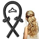 TutorLSHOP Women Heatless Hair Curlers No Heat Silk...