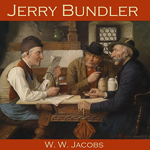 Jerry Bundler audiobook cover art
