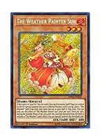 遊戯王 英語版 SPWA-EN032 The Weather Painter Sun 晴天気ベンガーラ (シークレットレア) 1st Edition
