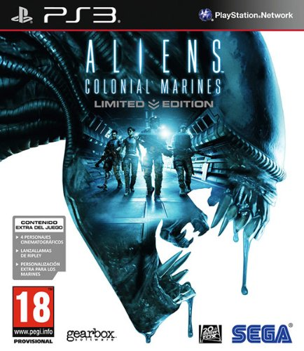 Alien Colonial Marines - Limited Edition