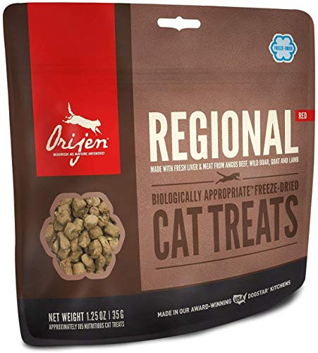 Orijen Cat Treat Freeze Dried - Regional Red - 35 g