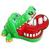 Sipobuy coccodrillo giocattolo classico bocca dentista morso dito famiglia gioco bambini bambini gioco di abilità abilità di gioco