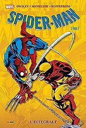 Amazing Spider-Man - L'intégrale 1987 (T46) de Jim Owsley