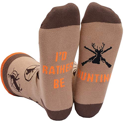IRISGOD - Calcetines de vestir divertidos para hombres y mujeres   Humor Joke Gifts - - talla única