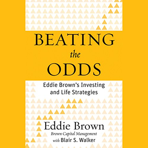 Beating the Odds audiobook cover art