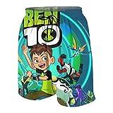 Ben-10 Swimtrunks Quick Dry Beach Swim Trunks Board Shorts for...
