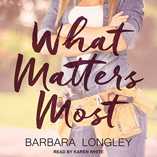 What Matters Most cover art