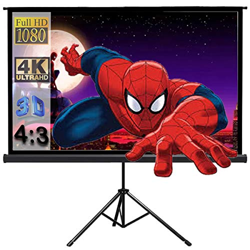Royality Tripod Stand Projector Screen