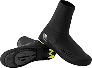 ROCK BROS Cycling Shoe Covers Winter Shoes Cover Windproof Bike Bicycle Overshoes for Men Women Thermal Warmer
