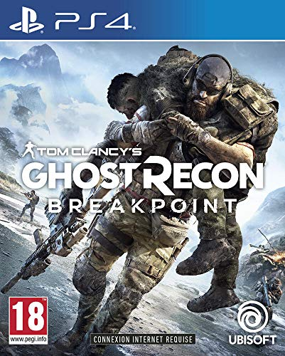 Tom Clancy's Ghost Recon Breakpoint – PS4