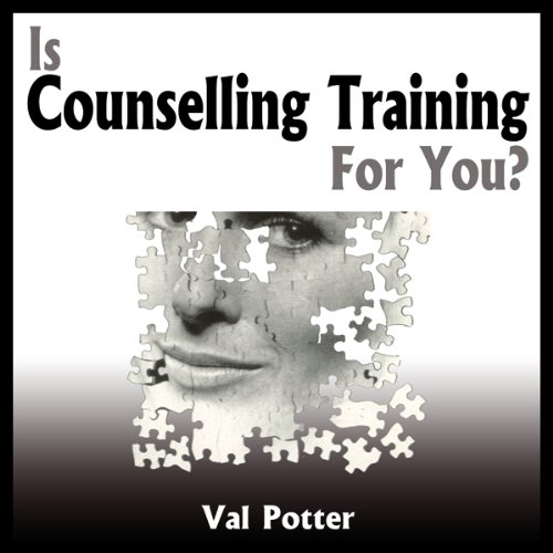 Is Counselling Training for You? audiobook cover art