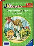 Dinoabenteuer für Erstleser - Leserabe 1. Klasse - Erstlesebuch für Kinder ab 6 Jahren (Leserabe - Sonderausgaben) - Martin Klein