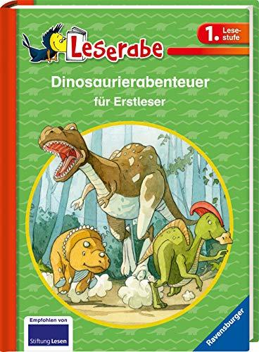 Dinoabenteuer für Erstleser - Leserabe 1. Klasse - Erstlesebuch für Kinder ab 6 Jahren (Leserabe - Sonderausgaben)