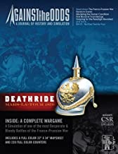 ATO: Against the Odds Magazine #24 with Death Ride, Battle of Mars-la-Tour 1870 Board Game