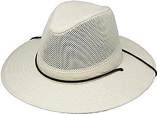 Henschel Hats Breezer Aussie Hat, Natural, Boxed Large