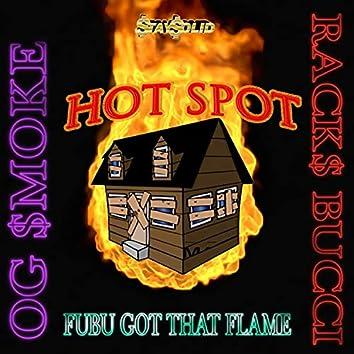 Hotspot (feat. Racks Bucci)