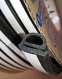 Old Refrigerator D Door Replacement Self Adhesive HT Seal Price Per Foot (14 Feet)