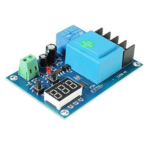 xh-m602Storage ricaricabile batteria al litio ricarica Modulo controller interruttore di controllo di carica protezione Board