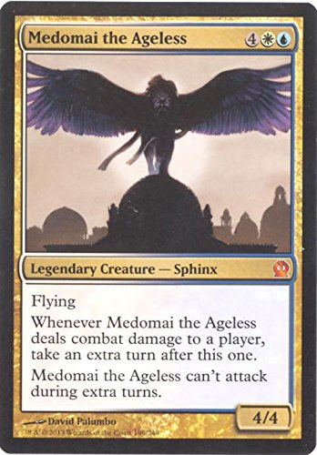 Magic The Gathering - Medomai The Ageless - Theros
