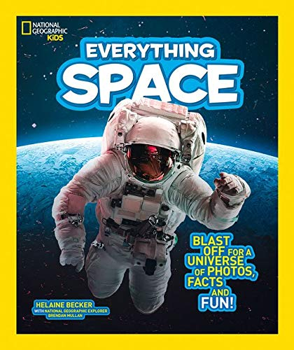 National Geographic Kids: Everything: Space