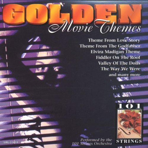 Golden Movie Themes-----------