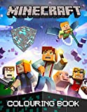 Minecraft Colouring Book: An Inspiration Gift For Mega Fans Of Minecraft Relaxing And Discovering Coloring Fun
