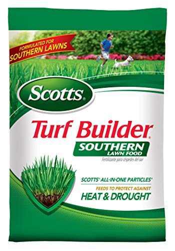 Scotts Southern Turf Builder Lawn Food, 15,000 sq. ft.