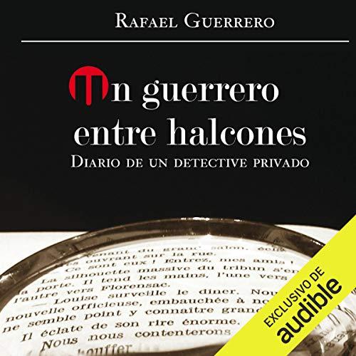 Diseño de la portada del título Un Guerrero entre Halcones