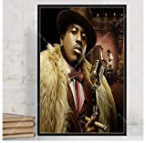 ZOEOPR Leinwand Poster Outkast Poster Album Poster Rap