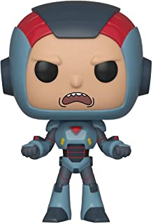 Funko Pop! Animation: Rick and Morty S6 Purge Morty Suit, Action Figure - 40247