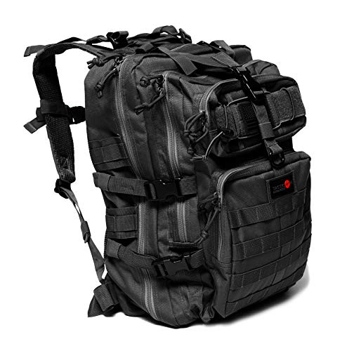 24BattlePack Taktischer Rucksack | 1 bis 3 Tage Assault Pack | 40 Liter Bug Out Bag