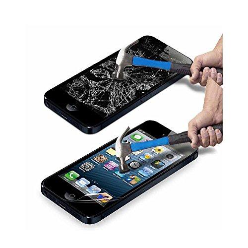 Lapinette Protector de Pantalla Compatible con Apple iPhone 4-4S - 2 Piezas...