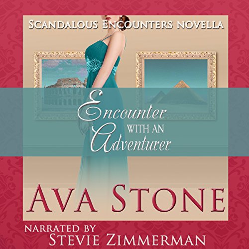 Encounter with an Adventurer audiobook cover art