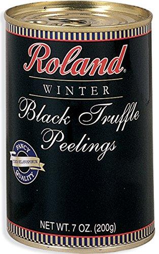 Roland Foods Black Truffle Peelings, Himalayan, 7 Ounce (Best Restaurants Near Pike Place Market)
